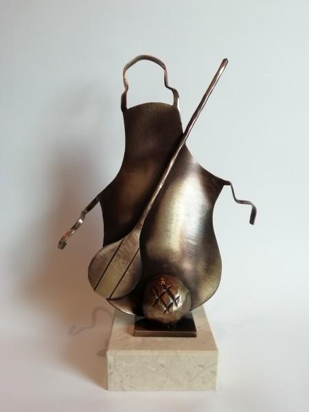 statuetka kulinarna fartuch piekarza