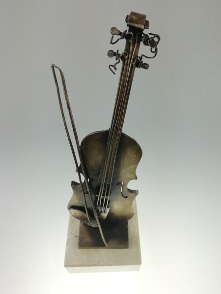 statuetka muzyczna skrzypce